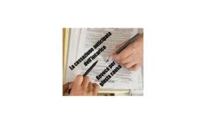 Cessazione dall'incarico-Revoca per giusta causa del revisore